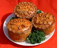 Speciality pies